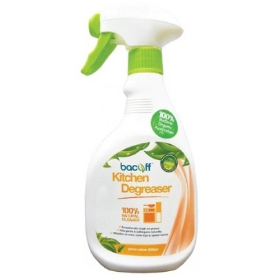 BacOff Kitchen Degreaser 500ml