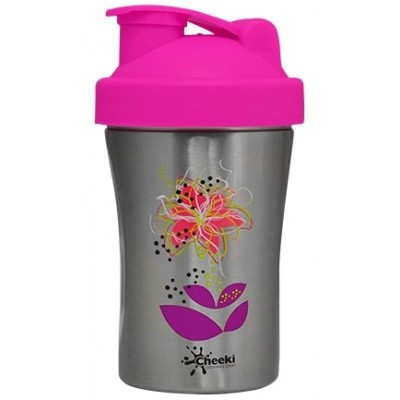 Cheeki Stainless Protein Shaker 600ml