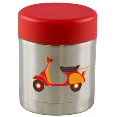 Cheeki Stainless Steel Food Jar 350 ml