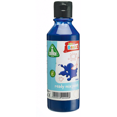 ELC Blue Ready Mix Paint 300ml