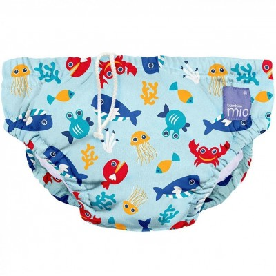 Bambino Mio Swim Nappies - Deep Sea Blue