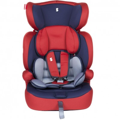 Snapkis Steps 1-11 Car Seat - Red/Blue